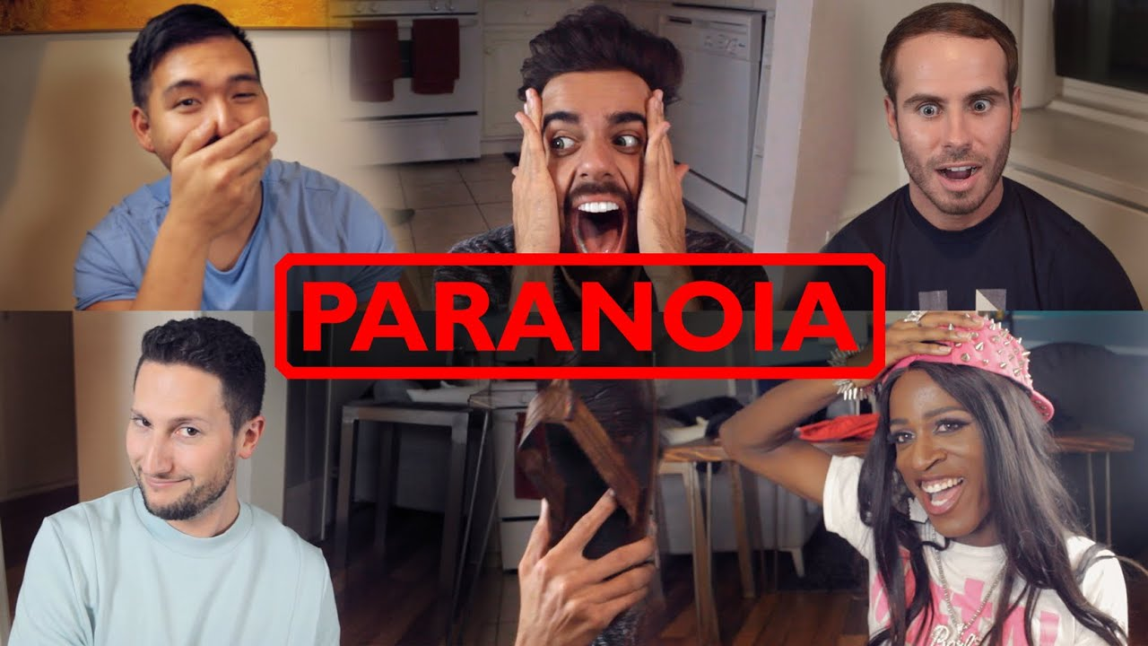 Party game questions paranoia [question] good