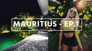VLOG #5 We spent our New Years Eve in Mauritius