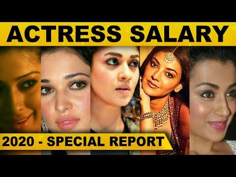 நடிகைகளின் புதிய சம்பள பட்டியல் - நயன்தாரா முதலிடத்தில் இருக்கிறார்! | Tamil Cinema | Special Report