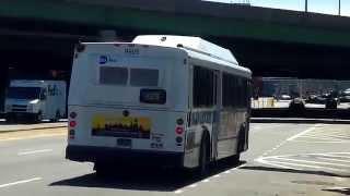 Vtyoob Mta Bus Orion V Cng 9905 Q29 Bus Hoffman Drive Woodhaven