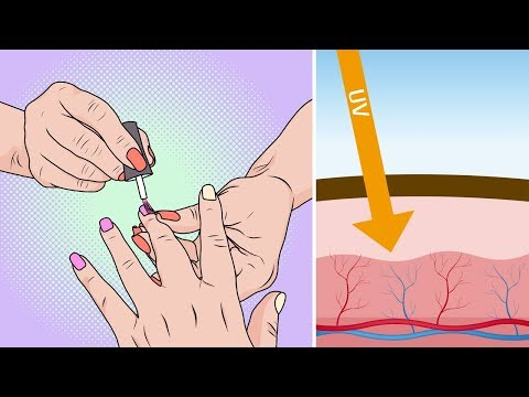 How Your Nail Polish Could Be Damaging Your Health