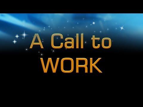 Zechariah Study Part 2: A Call to WORK - Mr John Martin Christadelphians