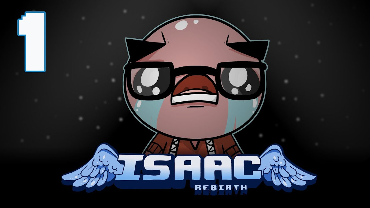 The Binding of Isaac: Rebirth - SteamGridDB
