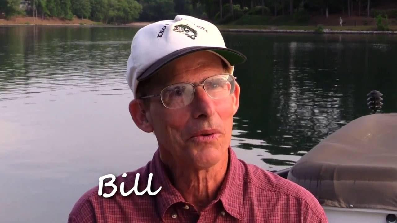 Fishing On Lake Keowee Youtube