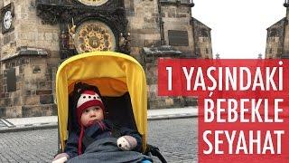 1 Yaşında Bebekle Seyahat | Acemi Anne