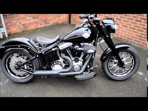 Harley Davidson Softail Slim On  Inch Wheel