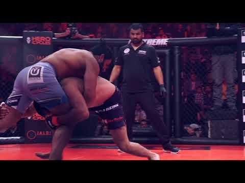 Super Fight League   Sandeep Dahiya vs Amit Sawant   Finish with Fire   SFL