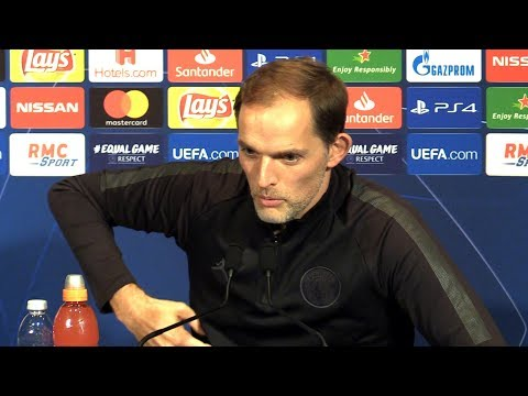 Thomas Tuchel Full Pre-Match Press Conference - PSG v Liverpool - Champions League