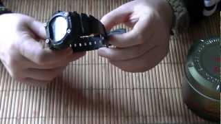 Огляд годин Casio G-Shock GW-7900)