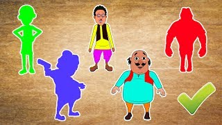 Slots Motu Patlu in Hindi trolls Ghasitaram vs Chingam Finger Family Song Nursery Rhymes