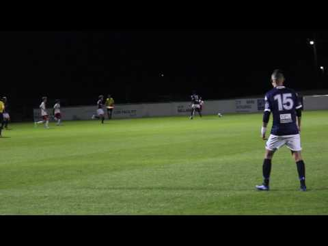 Round 9 Highlights Sunshine George Cross  v Ballarat City FC