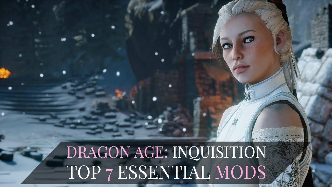 Dragon Age Inquisition Mods