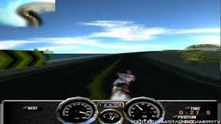[RETRO-SESSION] Harley Davidson Race Across America/Around The World Review [StalkingGamersTv]