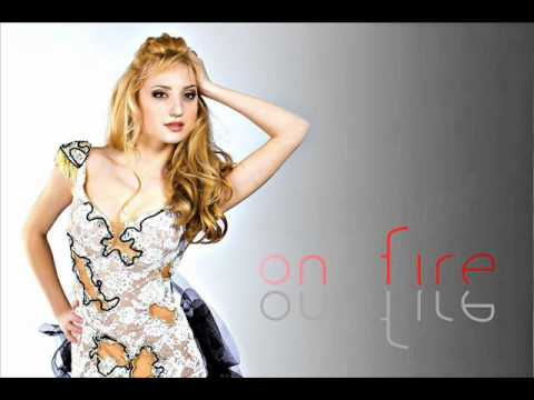 Corina Cuniuc - On Fire (Radio Edit)