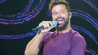 "Ricky Martin ""VENTE PA' CA"" - Torreon Mexico【December 07th, 2016】"