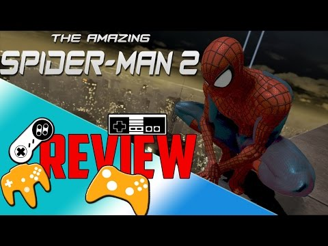 Review: The Amazing Spider-Man 2 - (Xbox 360)[HD]