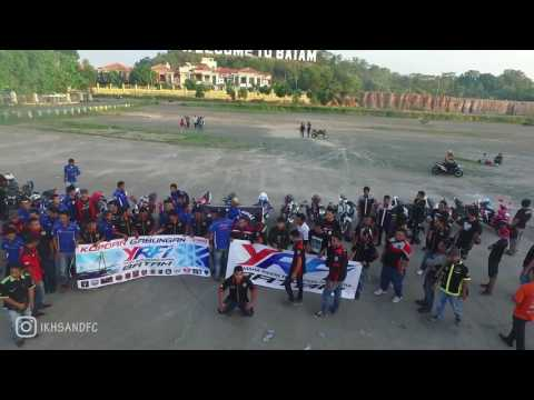Yamaha Riders Federation Indonesia (YRFI) Aerial Video Drone Batam | Hub 0821-1000-5428