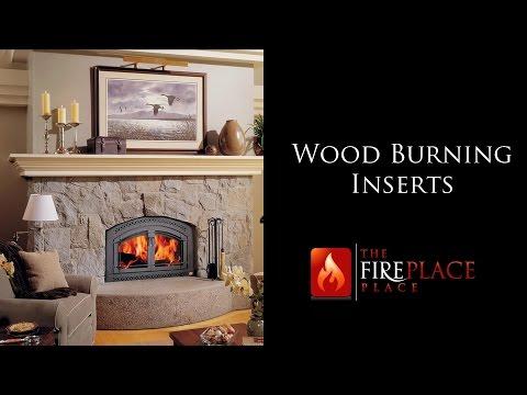 Retrofit Wood Burning Fireplace Inserts Atlanta | The Fireplace Place