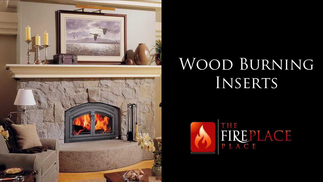 Retrofit Wood Burning Fireplace Inserts Atlanta The