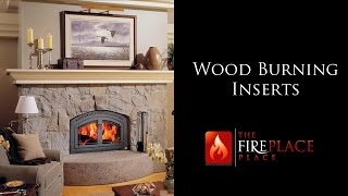 Retrofit Wood Burning Fireplace Inserts Atlanta | The Fireplace Place