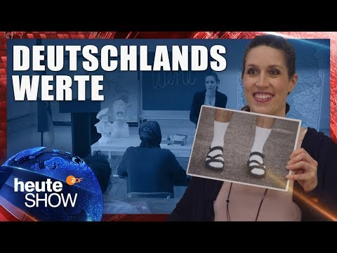 Deutschland diskutiert zur Abwechslung mal über Flüchtlinge