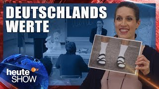 Deutschland diskutiert zur Abwechslung mal über Flüchtlinge | heute-show vom 11.05.2018