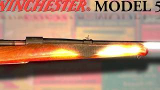 Firearms Hall of Fame - Winchester Model 54 Bolt Action Rifle
