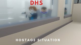 ROBLOX | Firestone DHS Patrol Hostage Situation