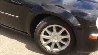 2009 Chrysler 300 | Limited | Brilliant Black Pearl | Courtesy Chrysler