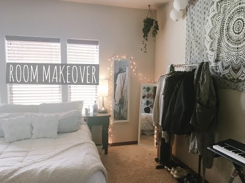 Room Makeover/Organization and Cleaning 2017