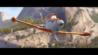 Planes: Fire & Rescue Movie CLIP - Brad Paisley's All In First Listen 2014 - Disney Sequel HD