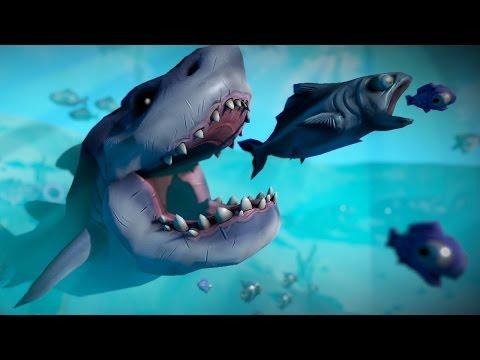 Игра Рыбе нужна вода онлайн Fish Need Water играть