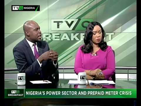 TVC Breakfast June 15th | Nigeria's power sector and prepaid meter crisis