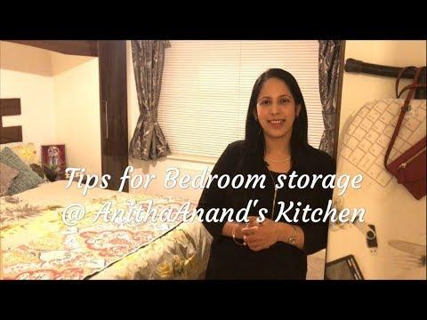 Tips for Bedroom Storage