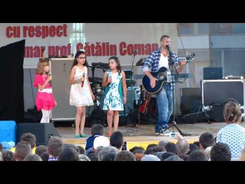 Pavel si Cleopatra Stratan - Steaua ta fermecata LIVE 2013