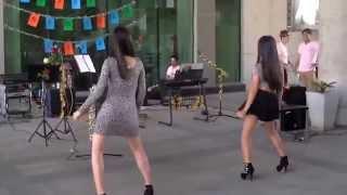 vuclip Twerking Waveya Ain't a party David Guetta sexy dance   abduko web tv
