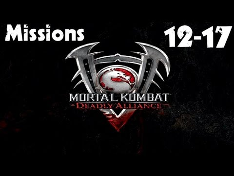 Mortal Kombat: Deadly Alliance - Konquest Walkthrough - Missions 12-17