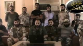 Видео боев за две шиитские деревни, поддерживающие Асада в Сирии