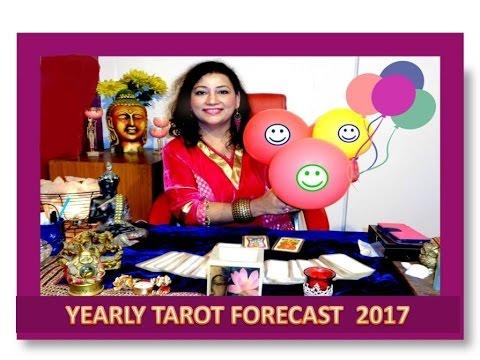 New Year Tarot Forecast 2017