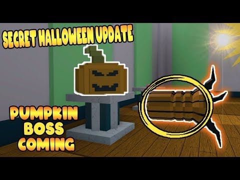 Boat Spawn Halloween 2020 Robloz SECRET* UPDATE (HALLOWEEN) Build a Boat for Treasure ROBLOX   YouTube