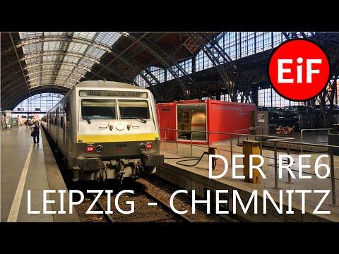 EiF | Der RE6 - Von Leipzig nach Chemnitz
