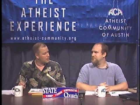 Atheist Experience #401: Faith-based Charity