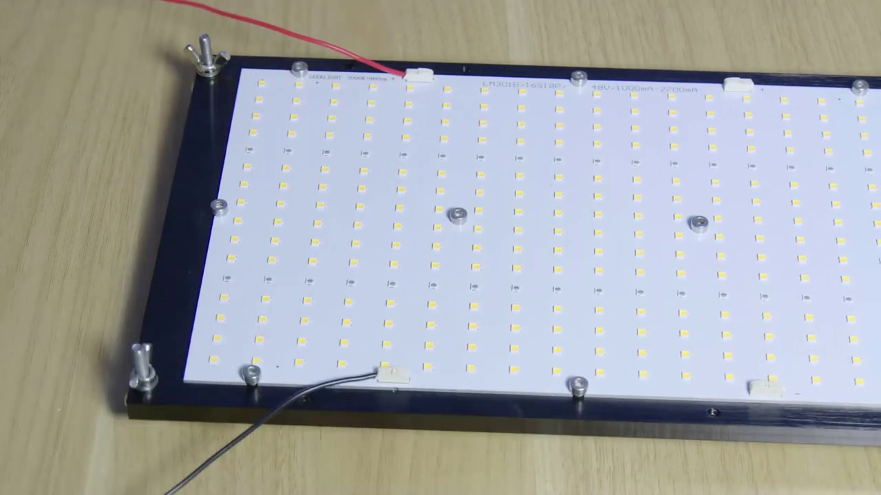 2019 Best Led Grow Light 120W LM301B Dimmable Quantum Boards V2 Plus For  indoor Plant From GEEKLIGHT