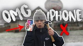 Video SLÅR SÖNDER EN IPHONE X download MP3, 3GP, MP4, WEBM, AVI, FLV Agustus 2018