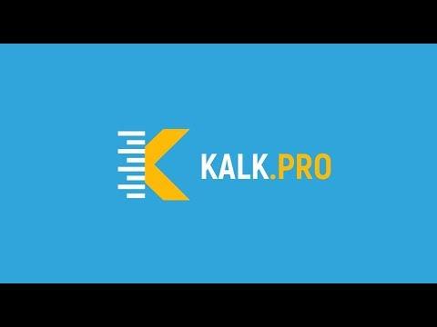 KALK.PRO - Строительный калькулятор онлайн