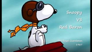 Snoopy VS Red Baron - The Royal Guardsmen - 1967