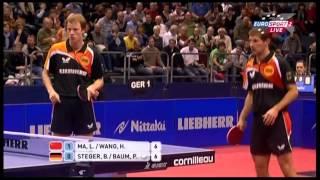 Настольный теннис Командный Кубок Мира 2011 Китай Германия(, 2013-10-20T13:26:16.000Z)