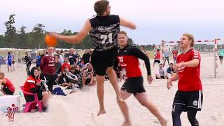 Corny Beach Handball Touren 2019