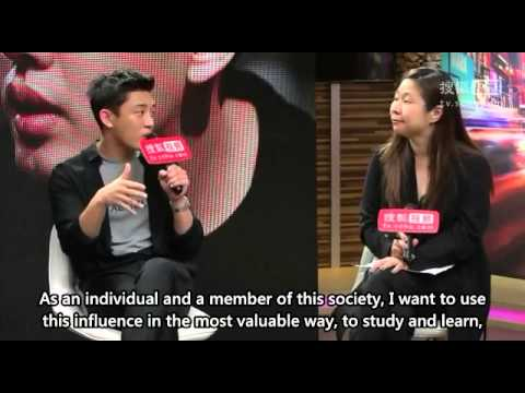Secret Love Affair 밀회: Yoo Ah In Interview with TV Sohu, China, May 27, 2014 - Part 1 [Eng Sub]