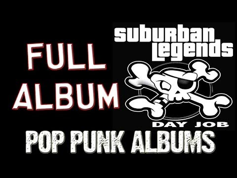 Suburban Legends - Day Job (FULL ALBUM)